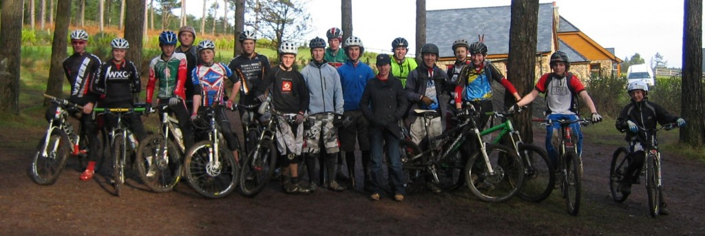 Offroad Development Squad in Ballinastoe