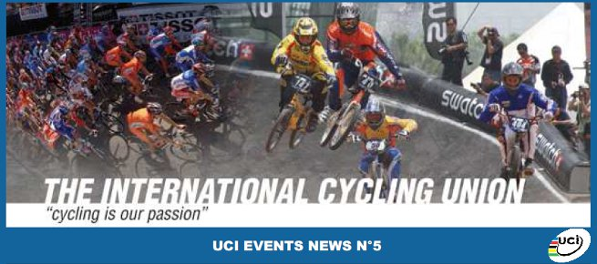 UCI Events News No5