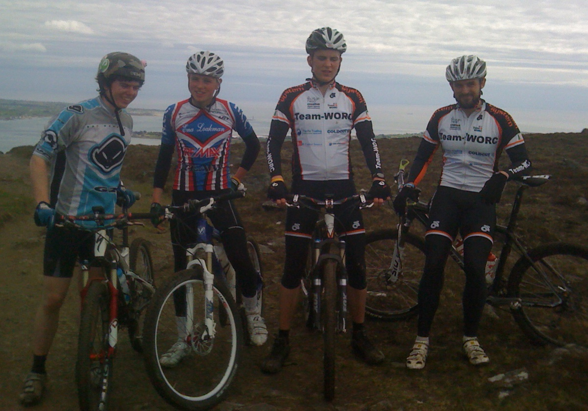 the off road development squad met up on easter saturday for a planned