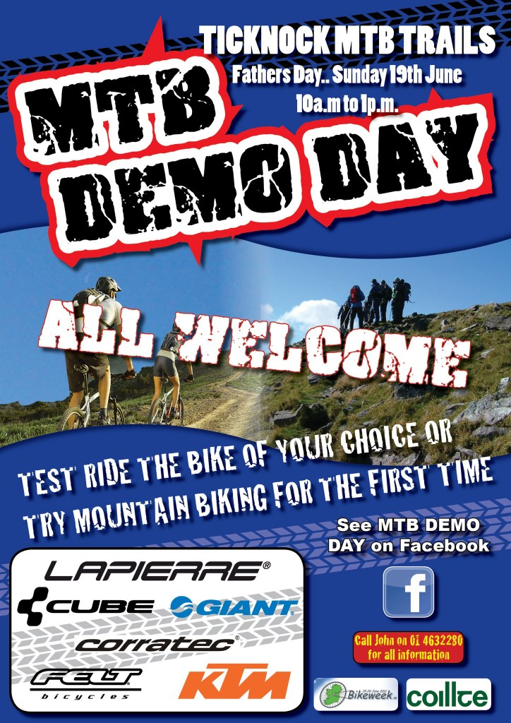 Ticknock MTB Demo Day