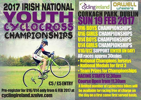 Irish Youth Cyclo-cross championships