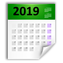 Off-road Calendar 2019